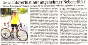 Bericht aus Verden...